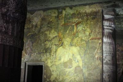 アジャンタの壁画を訪ねて。