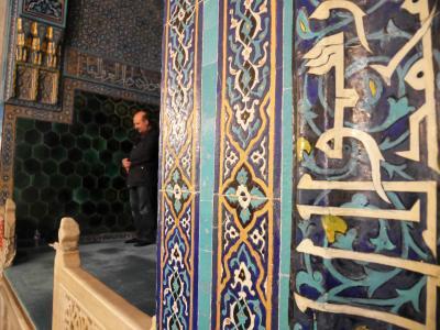 緑あふれる古都ブルサの旅 Day 1~美モスクとトルコ的おもてなしBBQ~
