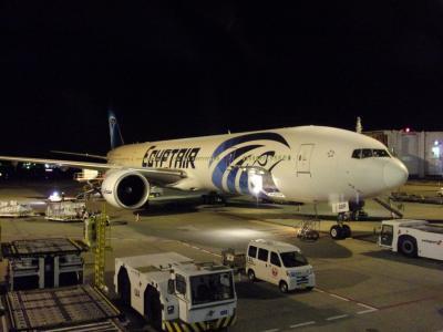 「和」になって触れ合えた!1泊3日で駆け巡るエジプトとドバイの旅 その1 ホルスの翼 エジプト航空に乗って、一路カイロへ & エジプトの田舎にあるお宅訪問、エジプト風の朝食を(^_-)-☆