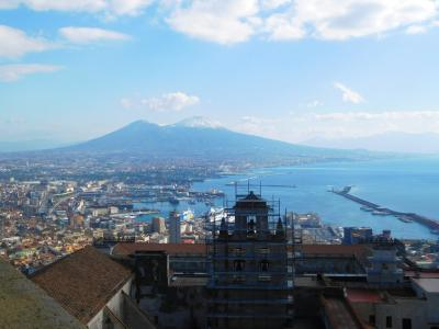 トスカーナとナポリ紀行(2018年2月)(5):ナポリ