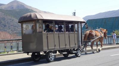 名古屋発 九州 高速バス・路線バスの旅 3由布院編