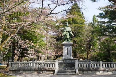 435-今年も行ってきました、年に一度の秋田参りはやっぱり桜の時期に