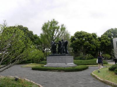 都立上野恩腸公園と美術館・科学博物館巡り
