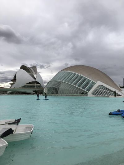 マドリードからバスク地方へぶらぶらドライブ周遊旅 - ③バレンシア編