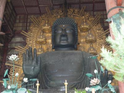 2018年 春の旅行は、「青丹よし 奈良の都は 咲く花の・・」万葉の都 奈良の地を巡ります 2泊3日