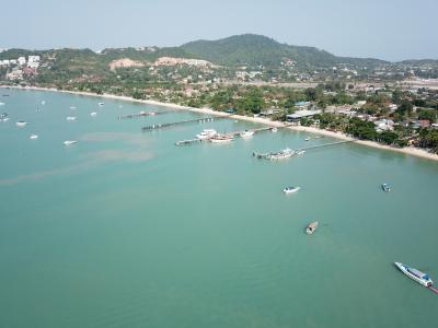 タイの南の島、サムイ島をドローンしてみた