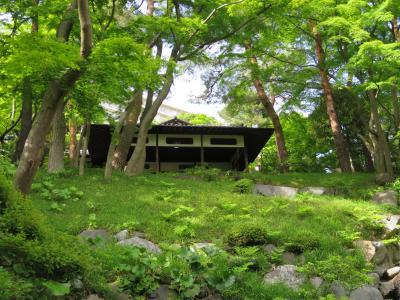 武蔵国分寺跡からお鷹の道と殿ケ谷戸庭園