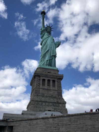 人生初の海外旅行!なのに一人旅!ニューヨーク滞在記4~観光名所ラウンド編~