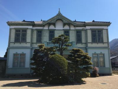 信州・長野一人旅 (3) 蔵の街 須坂のレトロな街並み