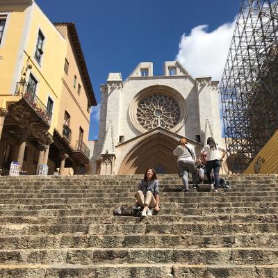 マドリードからバスク地方へぶらぶらドライブ周遊旅 - ⑤タラゴナ編