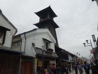 小江戸川越への半日ツアー