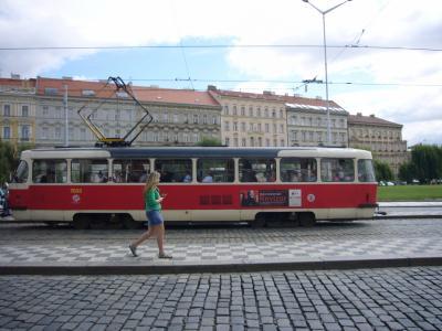 2007夏<中欧>2日目 ~ プラハ ~