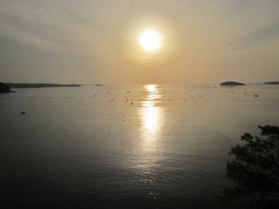 宮城・仙台 震災復興中の南三陸とほっこり海の温泉にぶらぶら歩き旅ー1