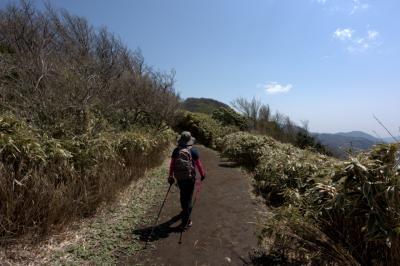 箱根観光と金時山登山、2日目。