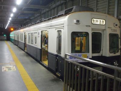 2018年GW・・・・・⑥上田電鉄7200系惜別乗車