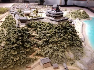 沖縄から愛知に戻って犬山城を見ました