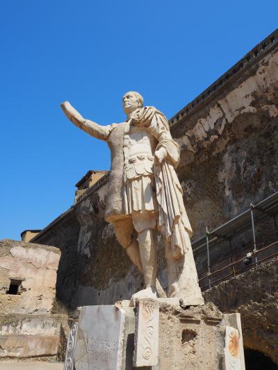 ポンペイじゃなくてもう一つ遺産のエルコラーノ(ヘルクラネウム)世界遺産 Herculaneum
