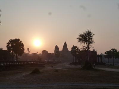 アンコールワットとベトナム周遊の旅(その3)