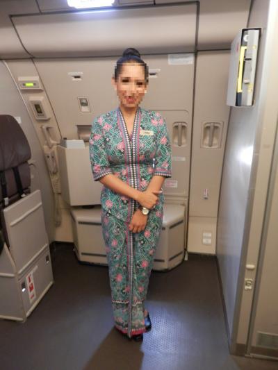 2018APRマレーシア航空ビジネスクラス搭乗記クアラルンプール乗換でカンボジア・プノンペンへ