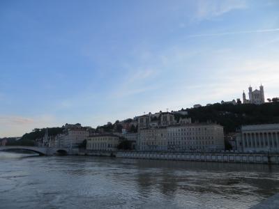 サッカーとグルメを楽しむフランスの旅 リヨンと最終日パリ編