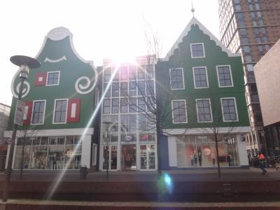 オランダ・ベルギー再訪の旅2017初春-<7>こんな日もあるさ!ザーンダムでグータラな半日