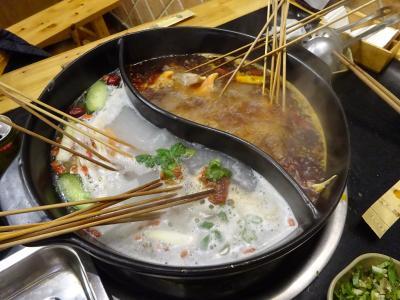 2018年2月 憧れの長角ミャオ族のお祭りと羅平の菜の花を見に行ってみよ~♪(14日目・貴陽→四川省成都)