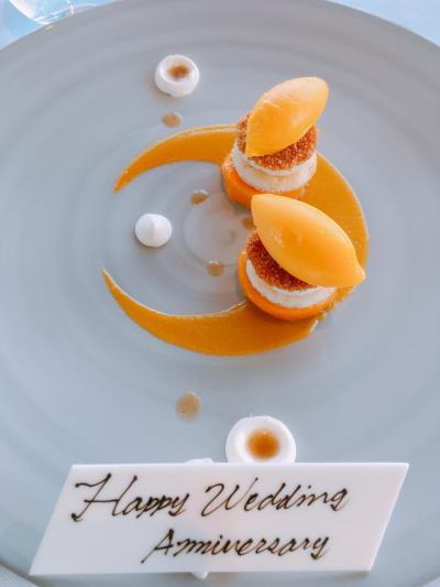 【東京・六本木】今年の結婚記念日。☆:*.ホテルランチ@ザリッツカールトン東京・アジュール45.☆:*。