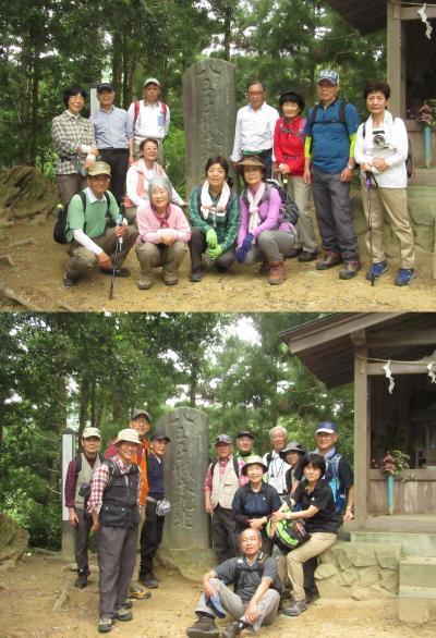 ハイキング倶楽部 第45回 八王子城跡自然公園 Hiking to Hachioji castle ruins natural park