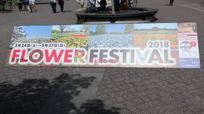 立川 昭和記念公園★フラワーフェスティバルへ