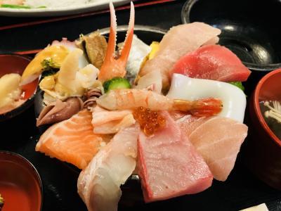 【2018・4】ゴールデンウィーク・北陸旅~近江町市場 井ノ弥