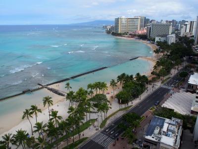 デルタ&SPGアメックスで行く!女友達とのハワイ旅行 2018年5月 帰国日