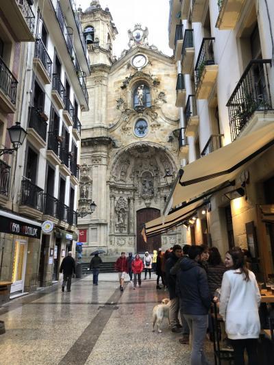 マドリードからバスク地方へぶらぶらドライブ周遊旅 - ⑧サン・セバスチャン編