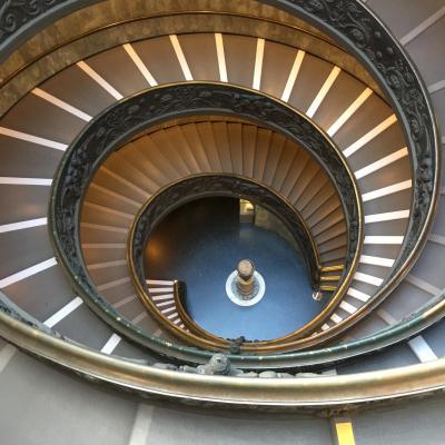 ヨーロッパ3か国 結婚25周年記念旅行 ⑨ ローマ観光その1
