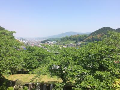 奈良 桜井を歩く