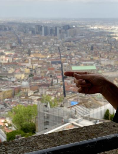 二度目の南イタリアは「絶景を楽しむ」がテーマ ~PART5(ナポリに戻ってナポリの絶景を楽しむ)