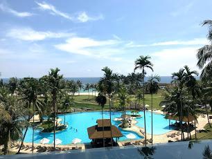 シンガポールから最も近いリゾート♪ビンタン島!!