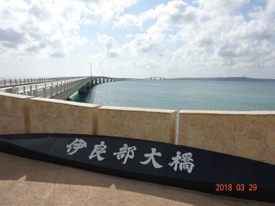 家族で行く沖縄・宮古諸島旅行【1日目その2】 伊良部島・下地島へ