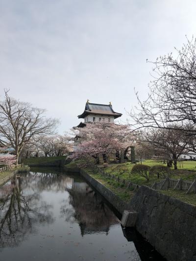 松前城桜祭り