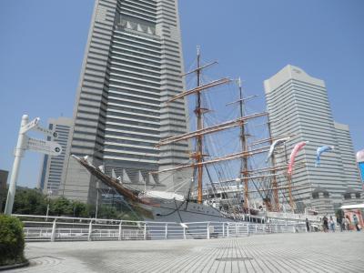 日本丸初乗船