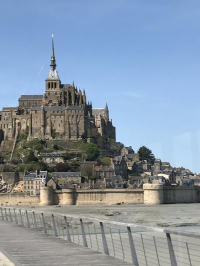 阪急交通社のビジネスクラス利用おまかせフランス5日間