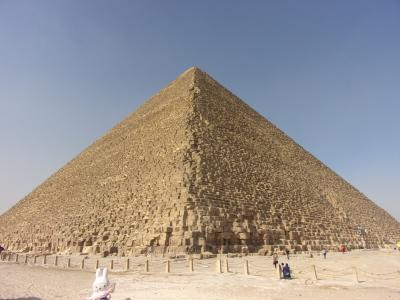 「和」になって触れ合えた!1泊3日で駆け巡るエジプトとドバイの旅 その2 三大ピラミッドとスフィンクス観光 & エミレーツ航空B777-300ER機材のビジネスクラスに乗って一路ドバイへ