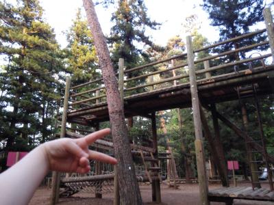 2018GW☆千葉の清水公園でアスレチック&フィッシングを満喫