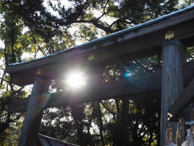 尾張国 中村里 豊国神社 豊臣秀吉を祀る。摂社には加藤清正公も。中村公園散策