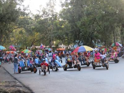 フィリピン 「行った所・見た所」 バギオのバーンハム公園散策とベニスホテルに宿泊