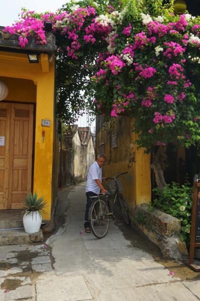 初ヴェトナム旅行 ⑤ ー  世界遺産の街ホイアン(Hoi An) へ