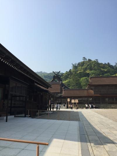 出雲大社と日御碕神社