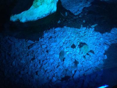 稲積水中鍾乳洞を見に行ってみました  ★ 後編 ★