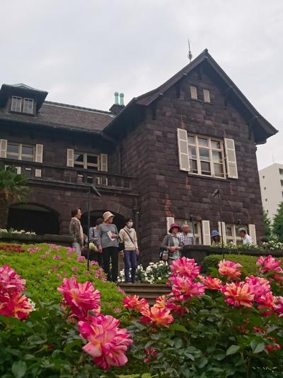 【再訪】バラが見頃の旧古河庭園をお散歩  ヽ(*⌒∇⌒*)ノ::・'゚☆。.::・'゚★。.::・'゚☆。