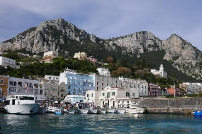 地中海の美しい原風景を求めて シチリアと南イタリアの旅 7.カプリ島