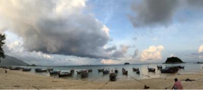 タイ最後の秘境、タイのモルディブ・リペ島②
